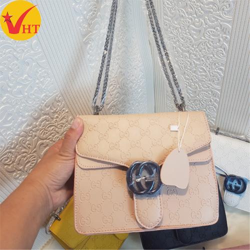 Túi xách thời trang CG cánh chuồn hàng đẹp